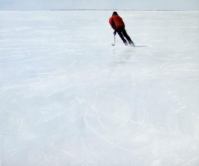 Glæden ved at løbe på skøjter